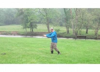 fly fishing casting instruction