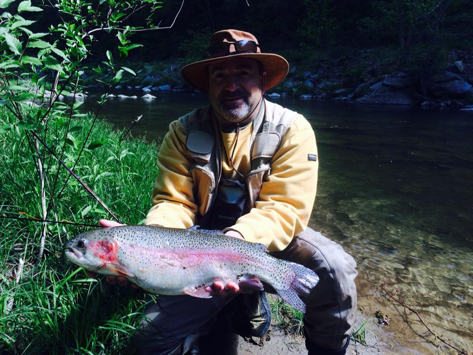 Guided fly fishing wade and float trips for nantahala for Nc trout fishing regulations