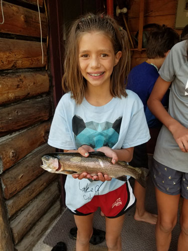 kids fly fishing colorado