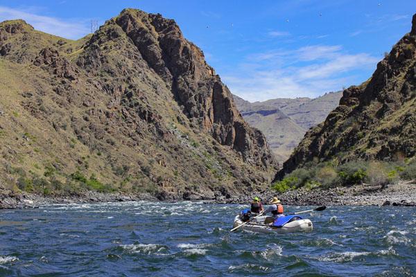 salmon-river-oar-frame-trip