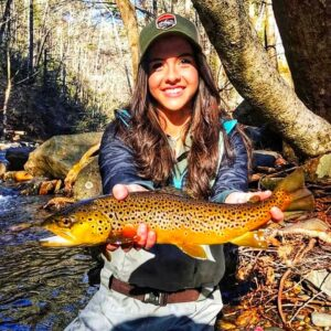 cassie-fly-fishing-guided-wade-trip-nc